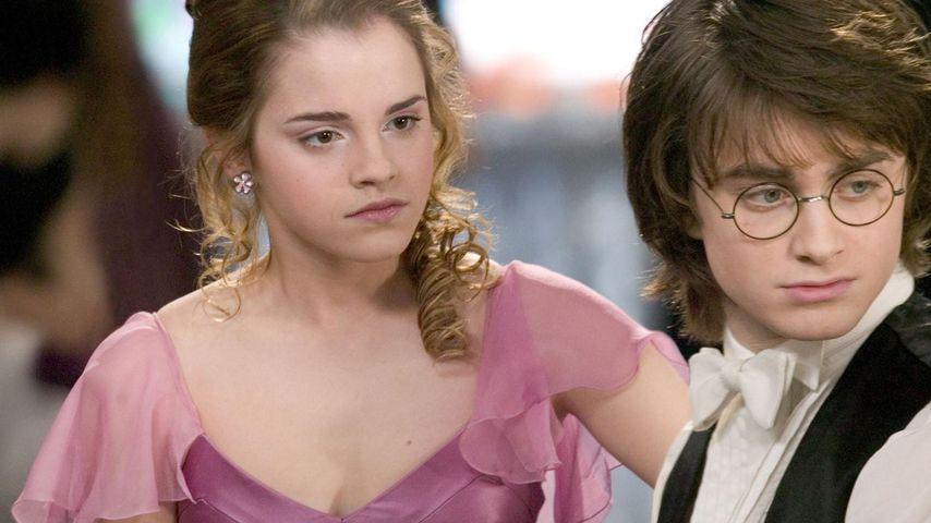 Emma Watson und Daniel Radcliffe