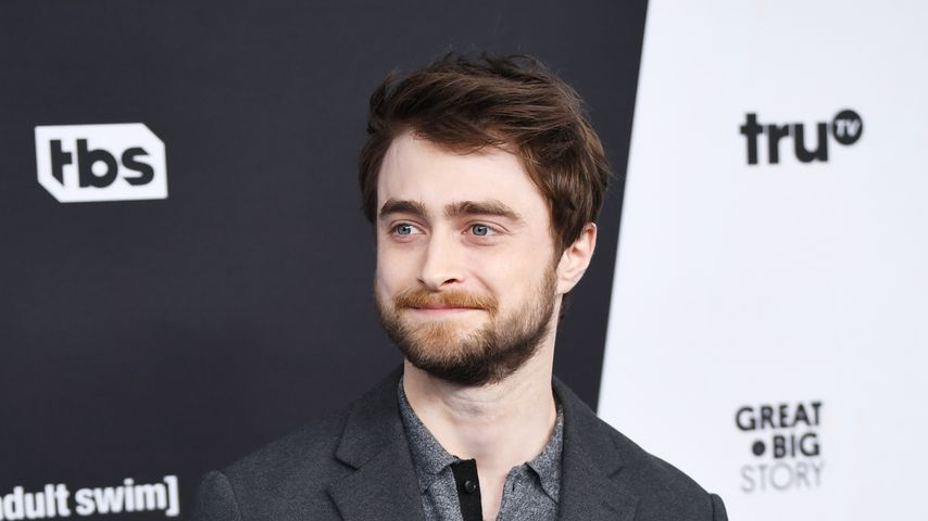 """Harry Potter""-Hauptdarsteller Daniel Radcliffe, 2018"
