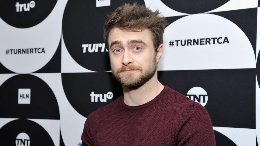 Daniel Radcliffe im Februar 2019