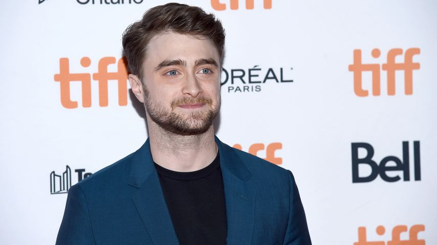 """Daniel Radcliffe schreibt noch mit """"Harry Potter""""-Kollegen"""