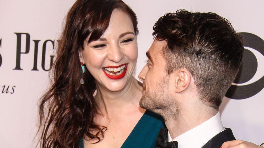 Daniel Radcliffe und Erin Drake