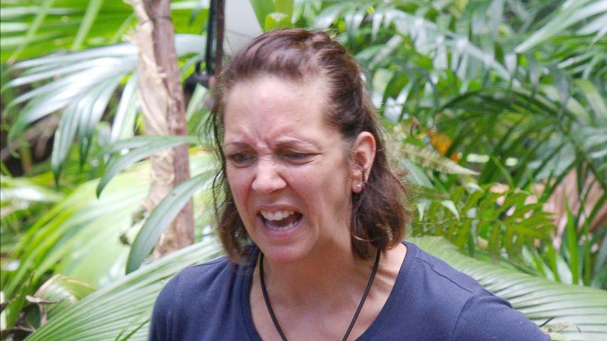 Daniela Büchner im Dschungelcamp an Tag 7