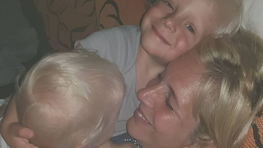 """Daniela Büchner: Ihre Kids sind """"kleine nächtliche Monster"""""""