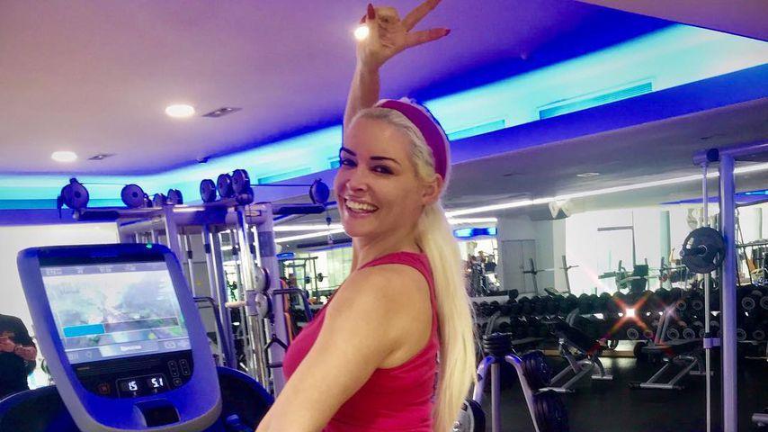 Daniela Katzenberger im Februar 2018