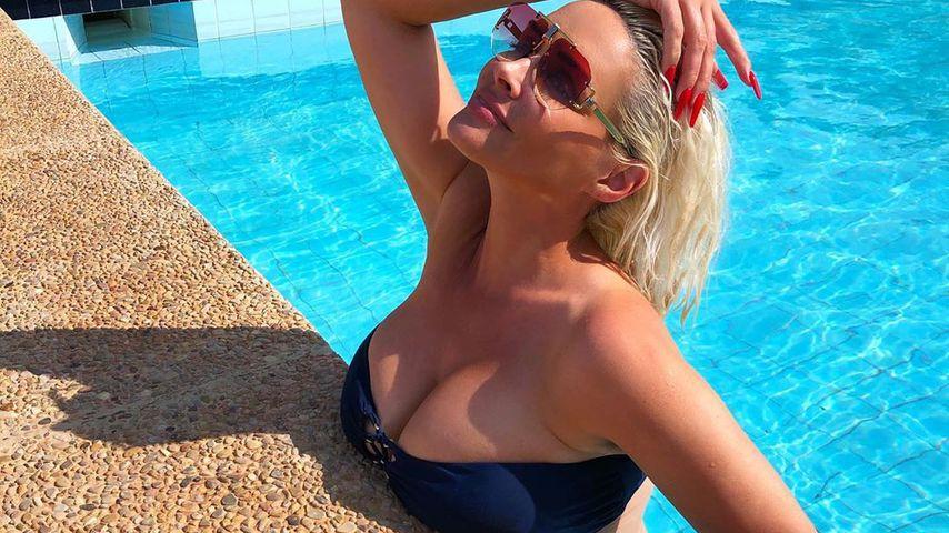 Daniela Katzenberger im Mai 2020