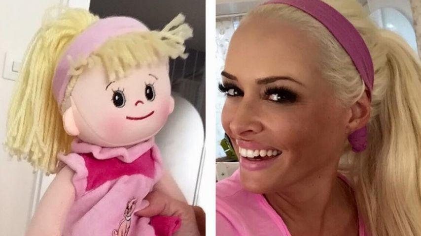 Wie Mami: Daniela Katzenberger zeigt Sophias Lieblingspuppe!