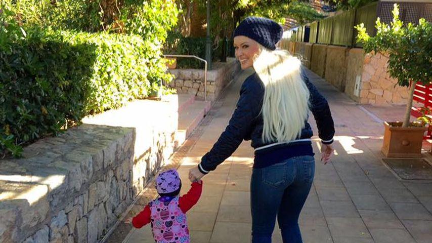 Süßer Familientag: Sophia Cordalis auf Erkundungs-Tour