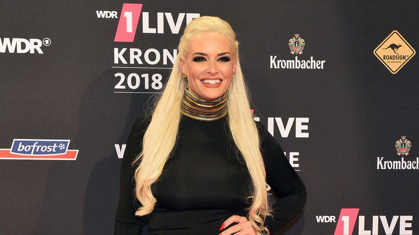 Laufmaschen-Auftritt: So war es für Daniela Katzenberger!