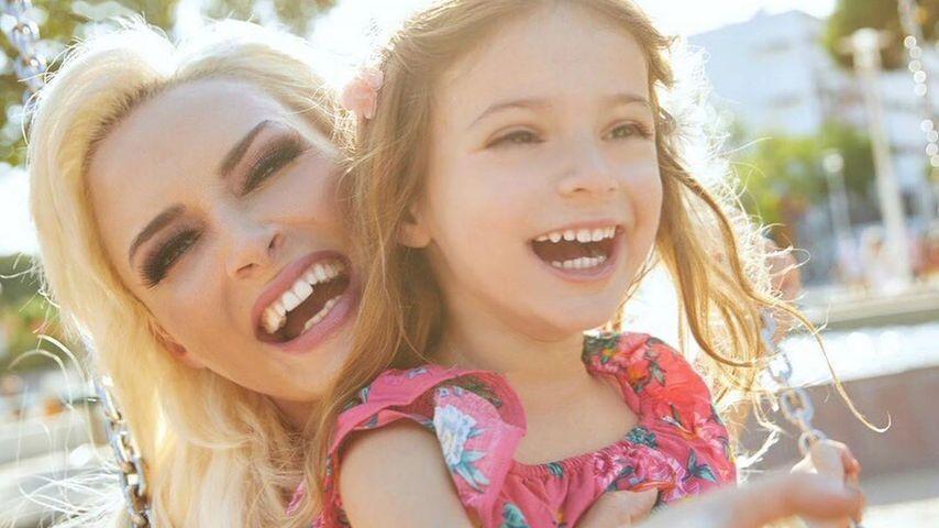 Daniela gab alles: So rührend war Sophias fünfter Geburtstag