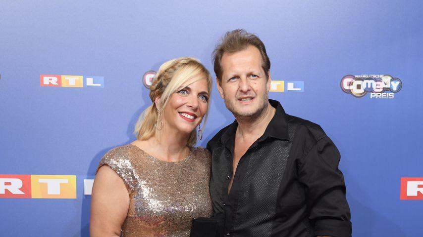 Daniela und Jens Büchner im Oktober 2018