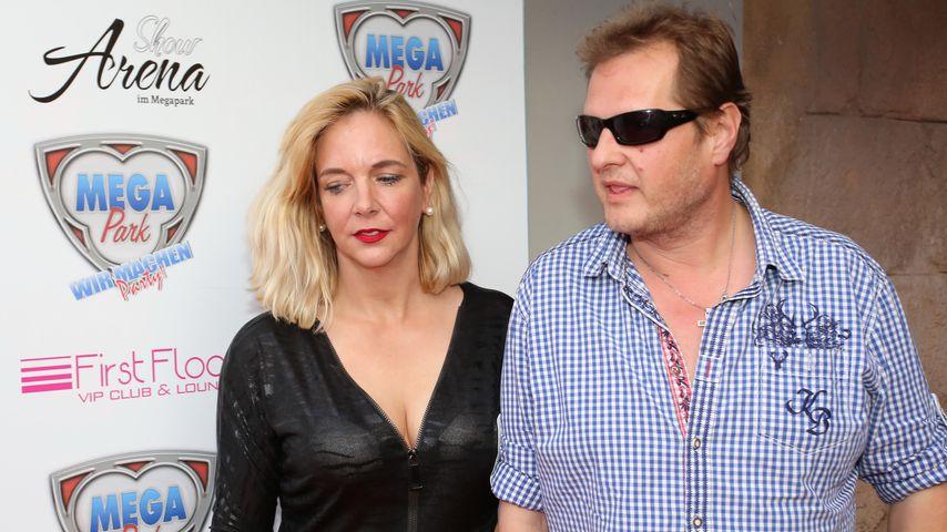 Daniela und Jens Büchner im Mai 2018