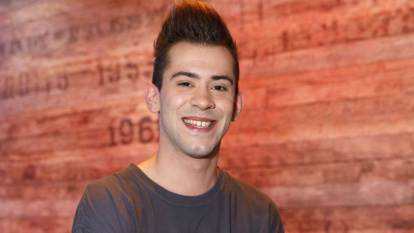 Daniele Negroni beim 24. RTL-Spendenmarathon