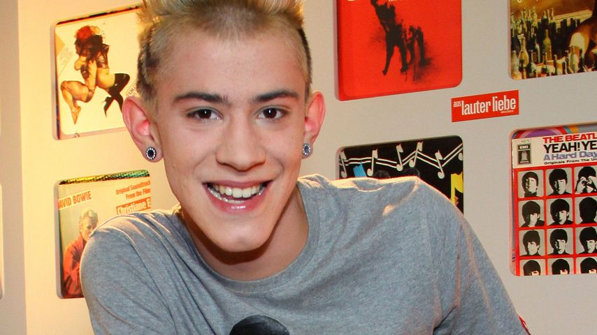 Daniele Negroni (17): Neue Tattoos in Planung!