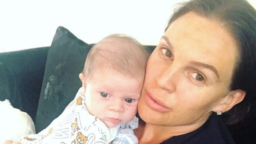 Wegen Baby-Armreif aus Metall: Shitstorm für Danielle Lloyd!