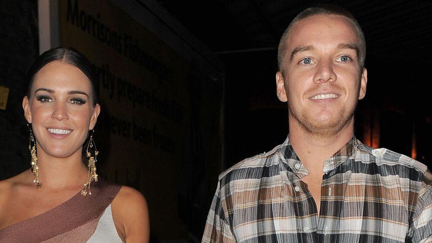 Danielle Lloyd und Jamie O'Hara