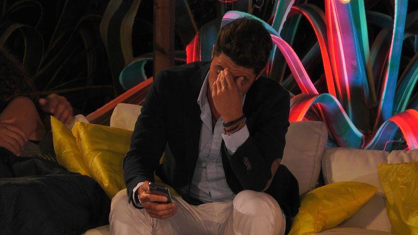 "Danilo an Tag 17 bei ""Love Island"""