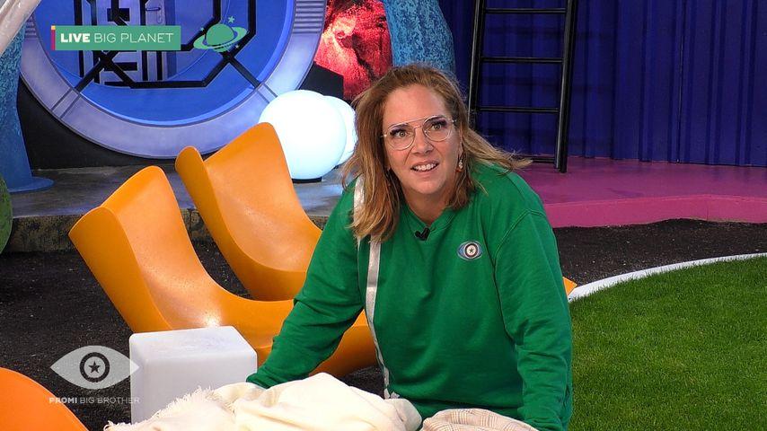 """Danni Büchner bei """"Promi Big Brother"""""""