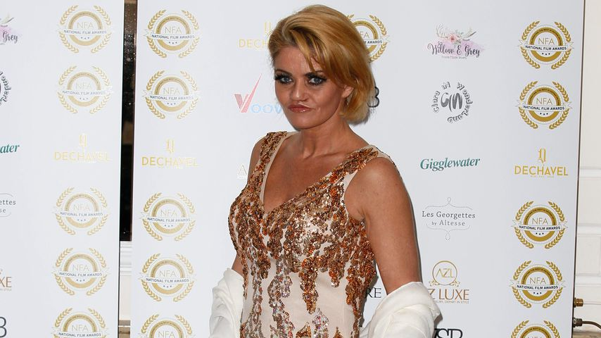 Danniella Westbrook bei den National Film Awards in London