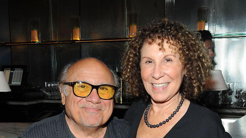 Danny DeVito und Ehefrau Rhea Perlman bei einem Event in Hollywood