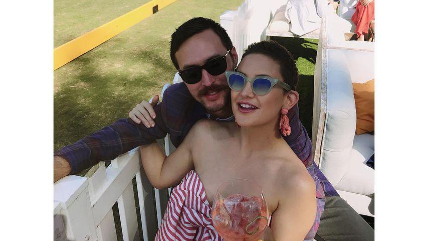 Danny Fujikawa und Kate Hudson auf Instagram