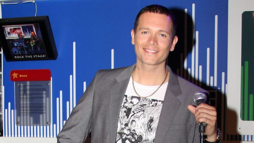 'Miss California'-Sänger Dante Thomas stellt sich beim 'Supertalent' Dieter Bohlens Urteil