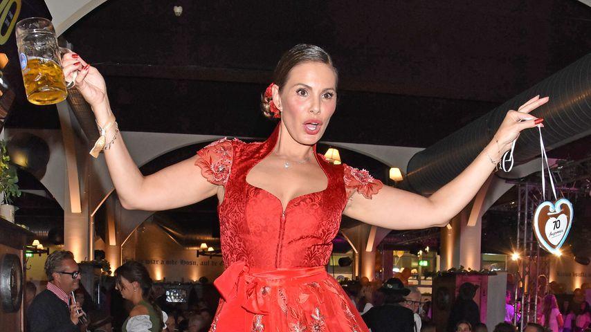 Dirndl-Schleife deckt auf: Model Dany Michalski ist vergeben