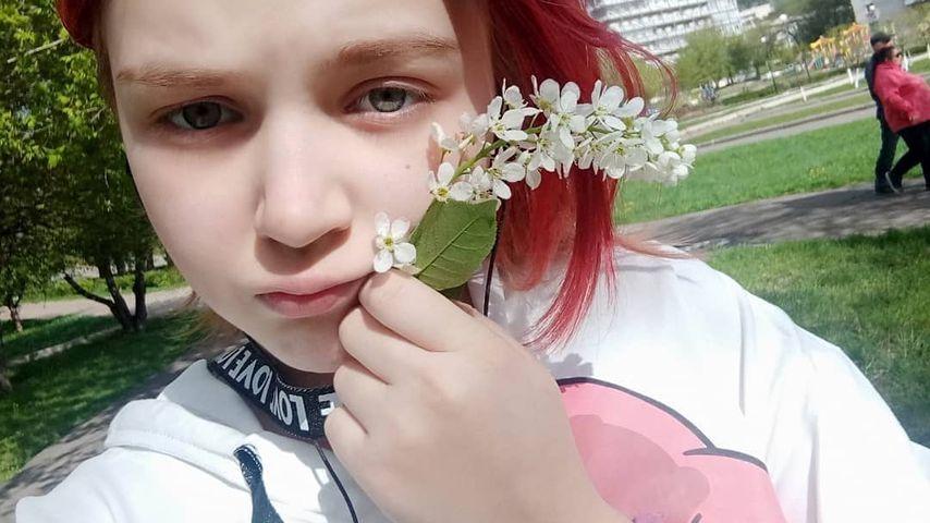 Darya Sudnishnikova im Mai 2020