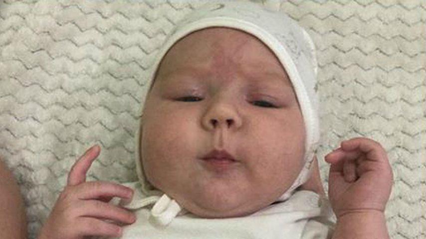 Darya Sudnishnikovas Baby Emily, Oktober 2020