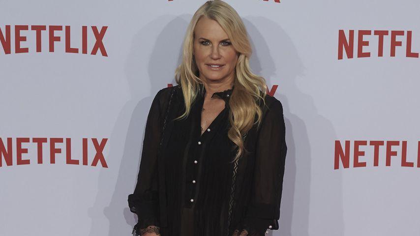 Daryl Hannah bei einem Netflix-Event in Madrid, Spanien