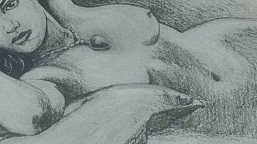 Nackt-Portrait von Kate Winslet wird versteigert