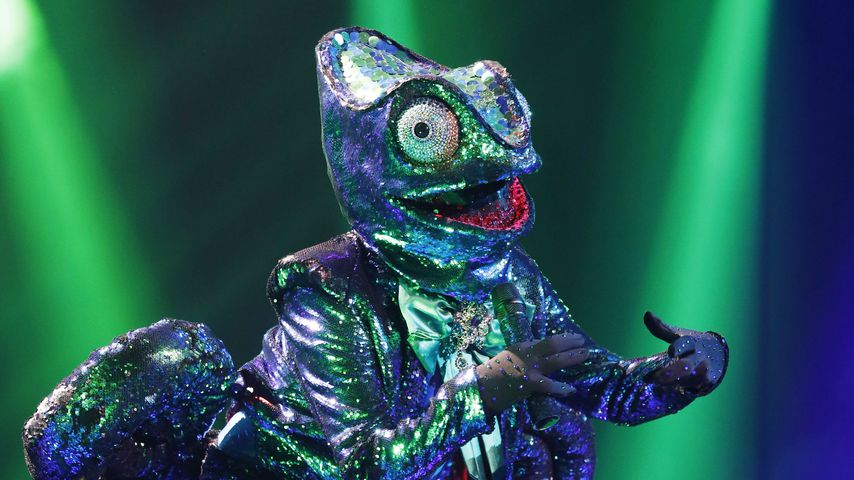 "Das Chamäleon in ""The Masked Singer"""
