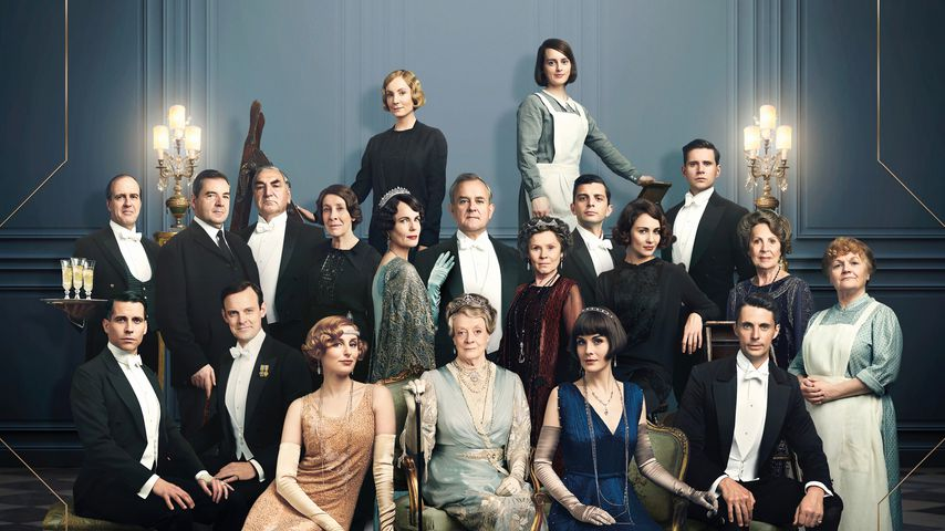 "Der Cast des ""Downton Abbey""-Kinofilms 2019"