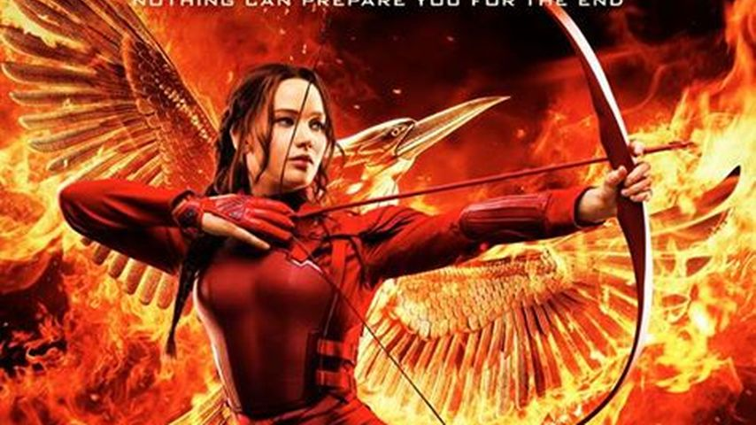 """Mockingjay""-Finale: Jennifer Lawrence in feuriger Action"