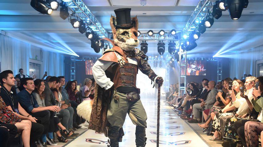 """Das Fuchs-Kostüm bei """"The Masked Singer"""""""