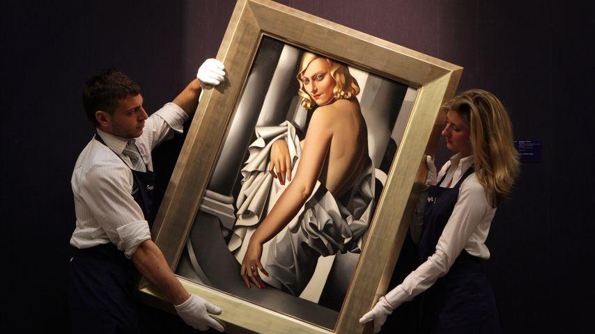 """Das Gemälde """"Portrait de Marjorie Ferry"""" gehörte einmal Wolfgang Joop"""