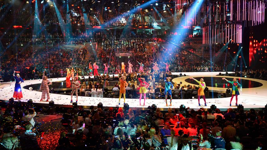 GNTM-Finale: So lief das Drama in der Halle ab