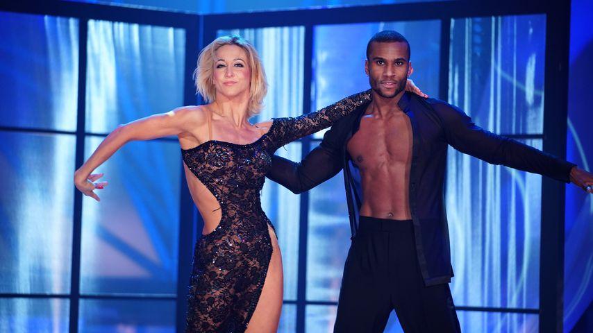 "Das ""Let's Dance""-Duo Kathrin Menzinger und Tijan Njie"