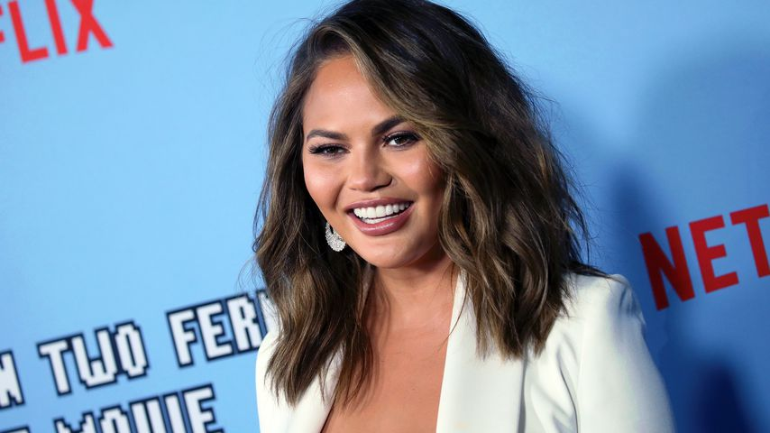Model Chrissy Teigen im September 2019
