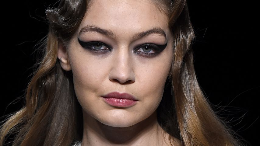 Das Model Gigi Hadid im März 2020