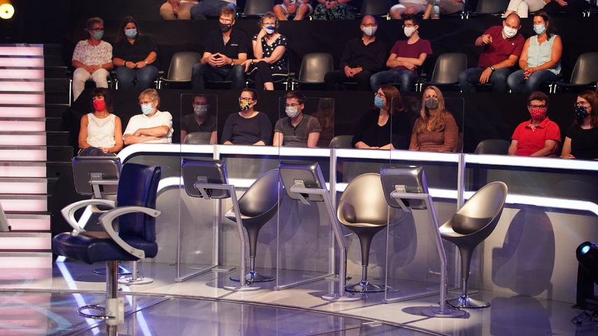 """Das Publikum bei """"Wer wird Millionär?"""""""