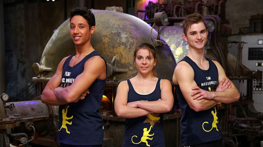 """Team Ninja Warrior Germany"": Sieg für die ""Magic Monkeys""!"