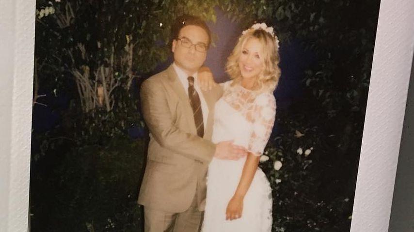 """""""Big Bang Theory""""-Hochzeit: So schön ist Penny als Braut!"""