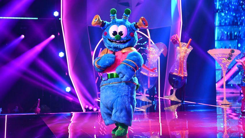 """Das """"The Masked Singer""""-Alien im Halbfinale"""