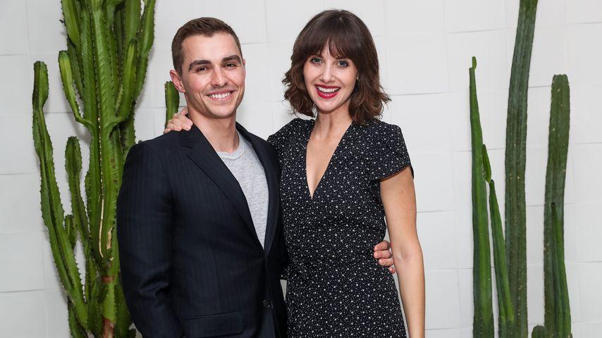 Überraschung: Dave Franco & Alison Brie haben geheiratet!