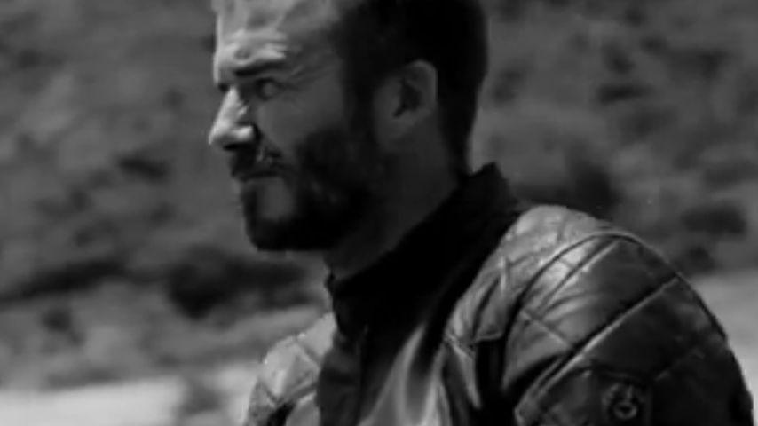 """""""Der mysteriöse Fremde"""": David Beckham startet Filmkarriere"""
