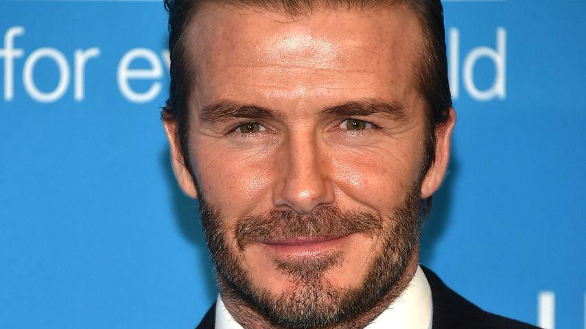 Toller Hausmann! So gut versorgt David Beckham seine Familie
