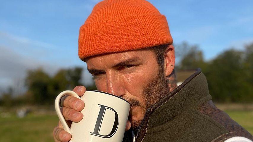 David Beckham im September 2020