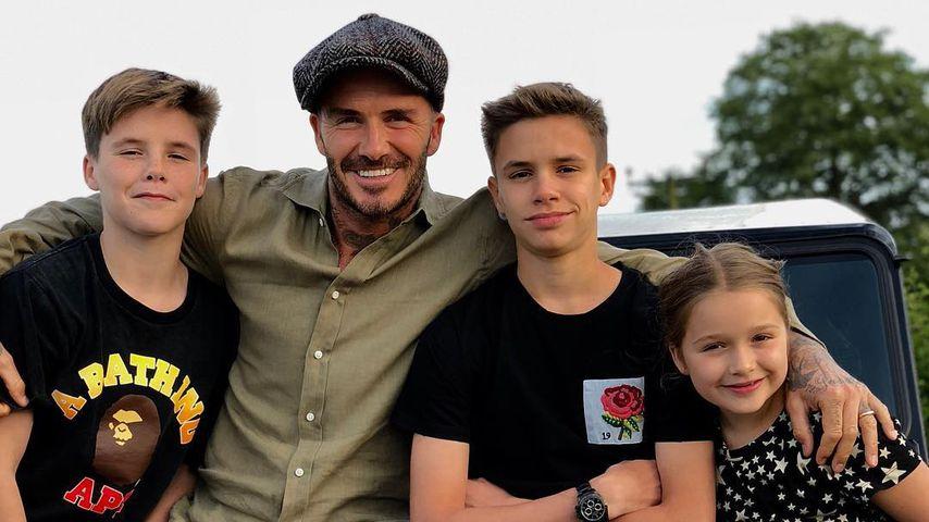 Zum Vatertag: Diese Stars verbreiten Papa-Liebe im Netz