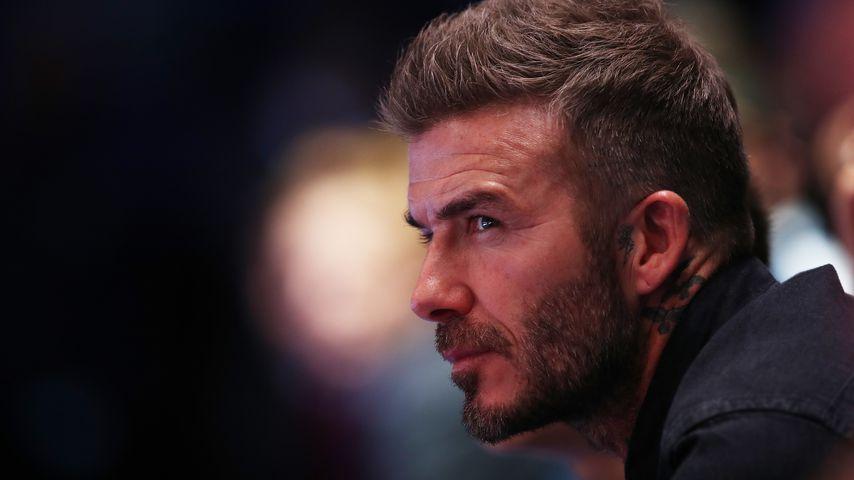 David Beckham gibt zu: Er benutzte Handy am Bentley-Steuer!