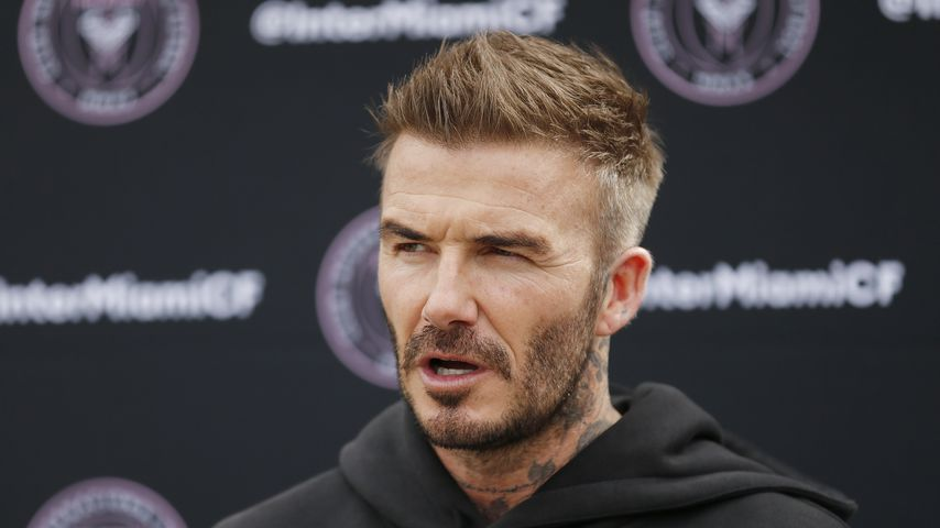 David Beckham, Profikicker